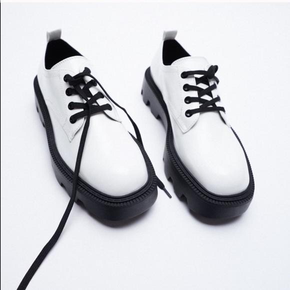 🔥SALE🔥Zara low heeled platform shoes 🔥SALE🔥